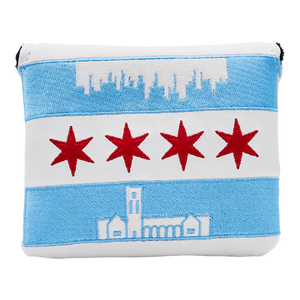 First Tee of Chicago x Bettinardi Mallet Headcover (PRE-ORDER)