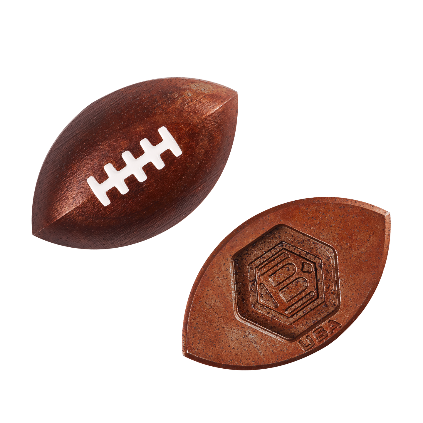 Hex B Football Ball Marker