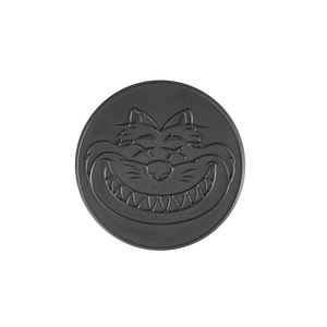 Poison Fat Cat Ball Marker