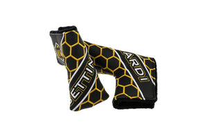 BETTINARDI GOLD HONEYCOMB HEADCOVER - BettinardiGolf