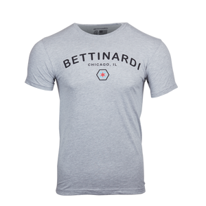 Bettinardi Chitown T-Shirt (Grey)