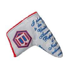 Pledge of Allegiance Headcover (Grey)