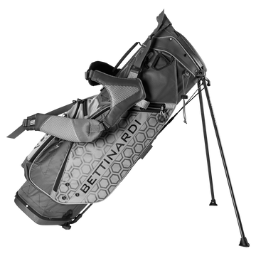 Grey Stand Golf Bag