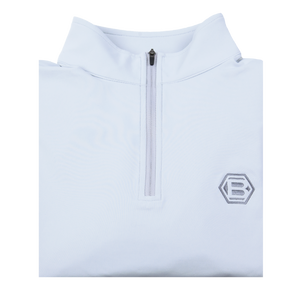 Bettinardi Perth Stretch Loop Terry 1/4 Zip British Pullover - BettinardiGolf