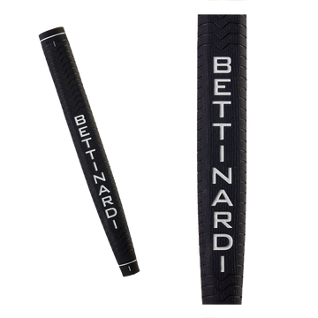 Black Bettinardi Deep Etched Putter Grip (Jumbo)