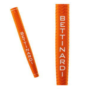Orange Bettinardi Deep Etched Putter Grip (Jumbo)