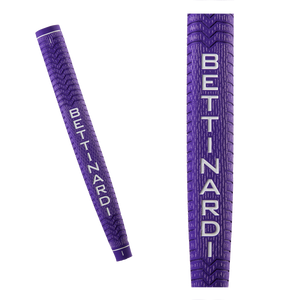 Purple Bettinardi Deep Etched Putter Grip (Jumbo)