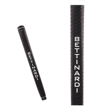 Black Bettinardi Deep Etched Putter Grip (Standard)