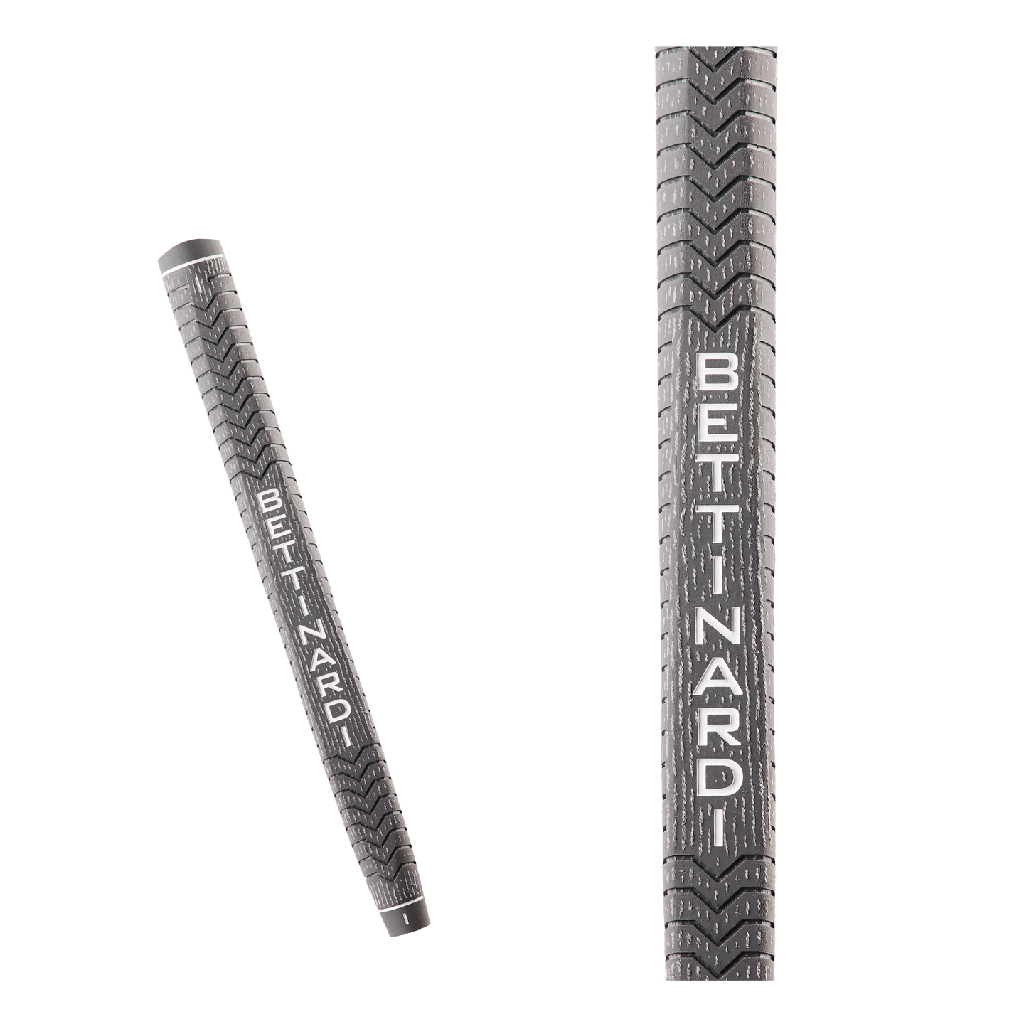 Grey Bettinardi Deep Etched Putter Grip (Standard)