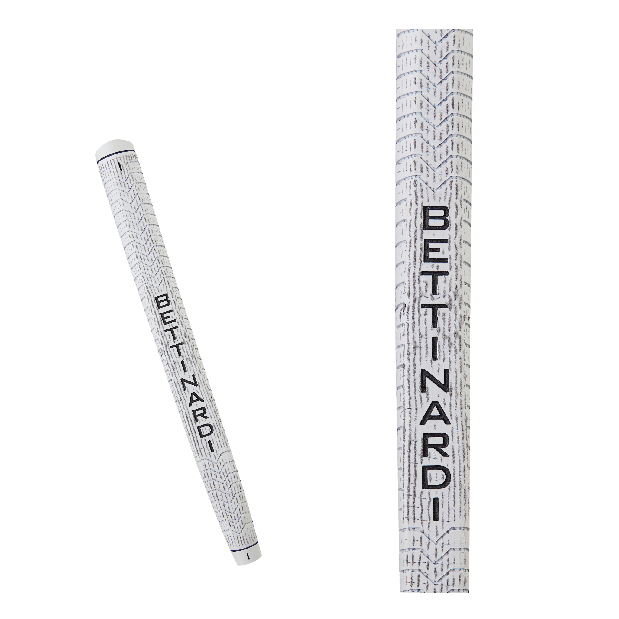Light Grey Bettinardi Deep Etched Putter Grip (Standard)