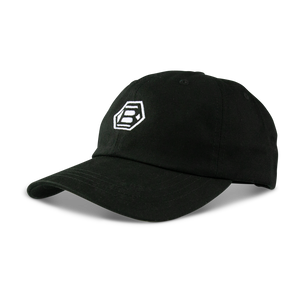 Black Hex B Dad Cap