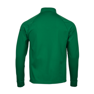 Hex B STRECHknit Quarter Zip (Forest Green)
