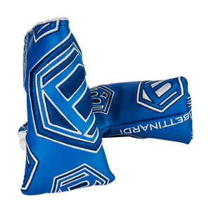 Dancing Hex B Headcover (Blue)
