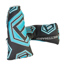 Dancing Hex B Headcover (Grey/Tiffany)