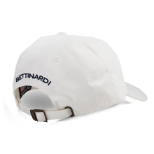 White Hex B USA Dad Cap