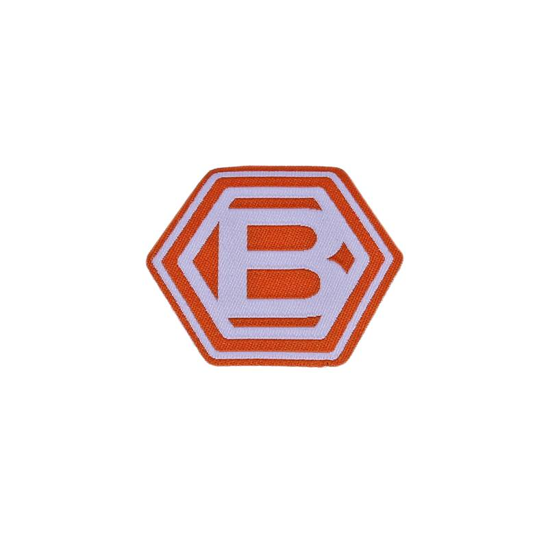 Bettinardi Orange Hex B Patch - BettinardiGolf
