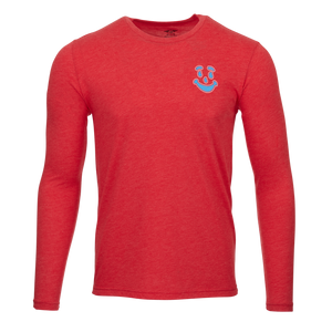 Kool-Aid Retro Hex B Long Sleeve Tee (Red)