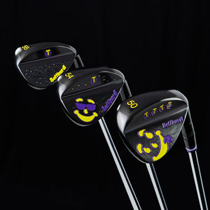 Kool-Aid Black PVD Wedges (50,54,58)