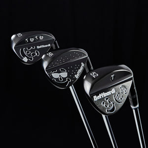 Kool-Aid Black PVD Wedges (52,56,60)