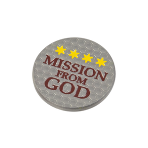 Mission From God Ball Markers - BettinardiGolf