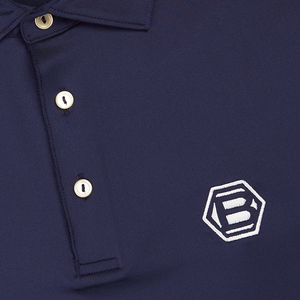 Hex B Performance Polo (NAVY)