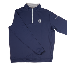 Bettinardi Stretch Quarter Zip Pullover (Navy)