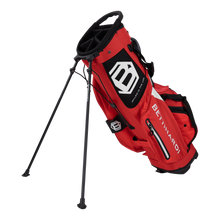 Bettinardi Hex B Stand Bag (Red/Black)