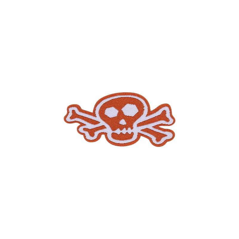 Skull & Bones Orange Patch - BettinardiGolf