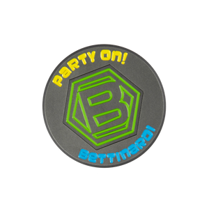 2020 Party On! Ball Marker