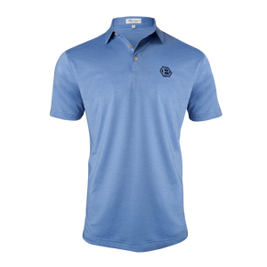Hex B Performance Polo (Blue)