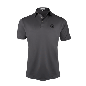 Hex B Performance Polo (Grey)