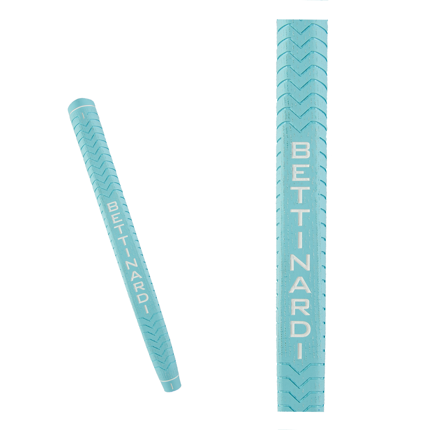 Aqua Bettinardi Deep Etched Putter Grip (Standard)