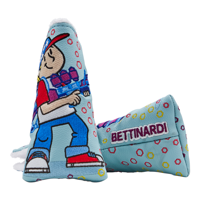 Betti Boy x En Fuego Tribute Headcover