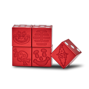 Multi-Icon Dice (Set of 5)