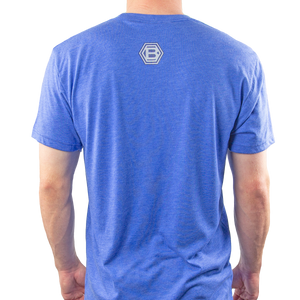 Bettinardi Scripted T-Shirt  Royal Blue