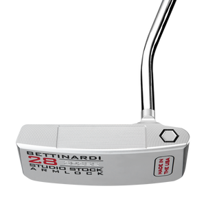 2021 Studio Stock 28 Armlock Putter