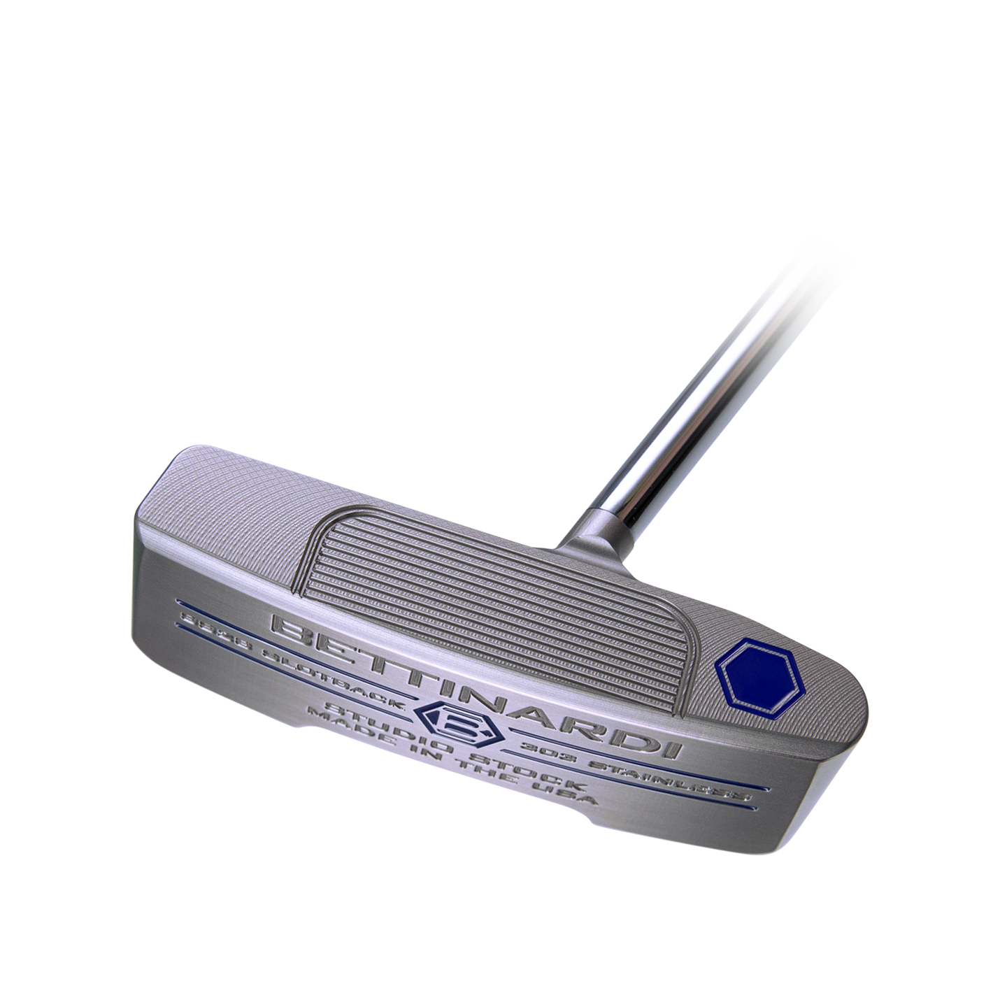Studio Stock 28 Slotback Center Shaft Putter