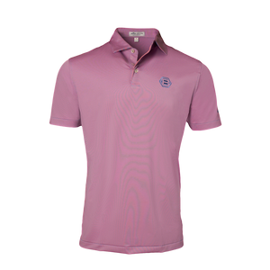 Hex B Performance Polo (Red Ginger)