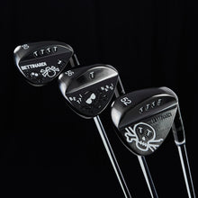 Skull & Bones Black PVD Wedges (52,56,60)