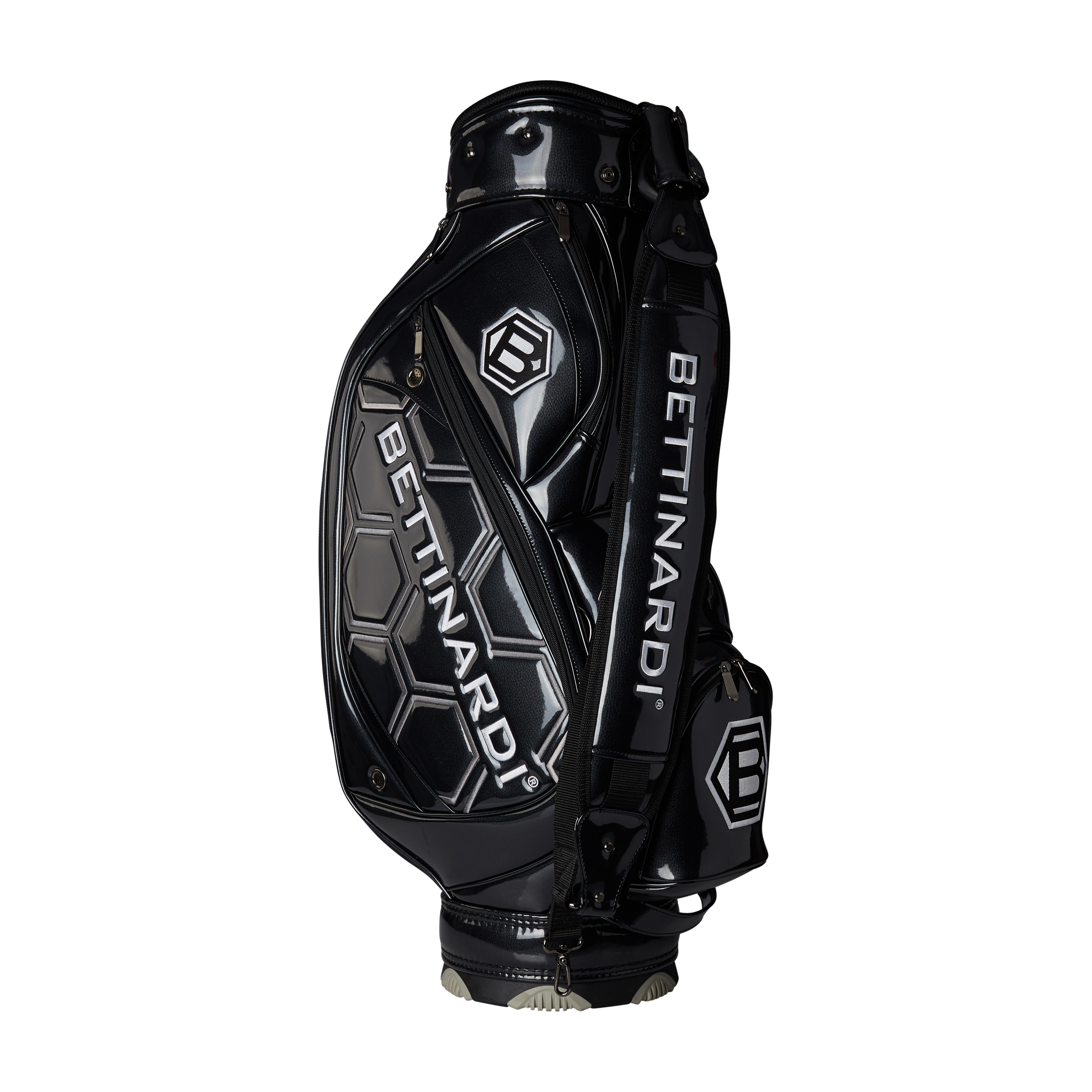 Bettinardi Staff Bag (Black & White)