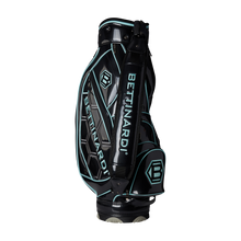 Bettinardi Staff Bag (Black and Light Blue)