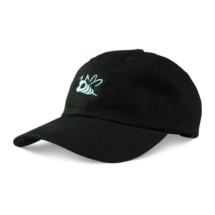 Black Tour Stinger Bee Dad Cap