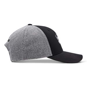 Stinger Meshback Hat (Black/Gray)