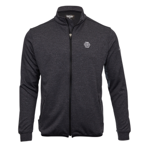 T-Hive Full Zip Performance Jacket (Dark Gray)