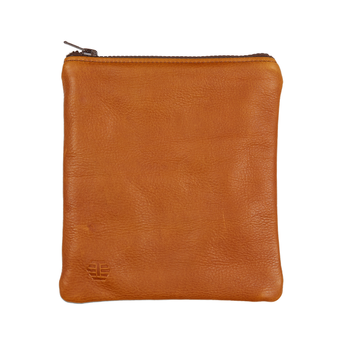 Horween Leather T-Hive Valuables Pouch