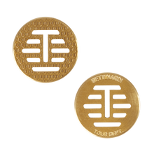 Brass THive Ball Marker