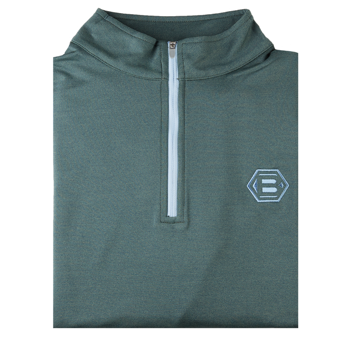 Bettinardi Stretch Quarter Zip Pullover (Grove)