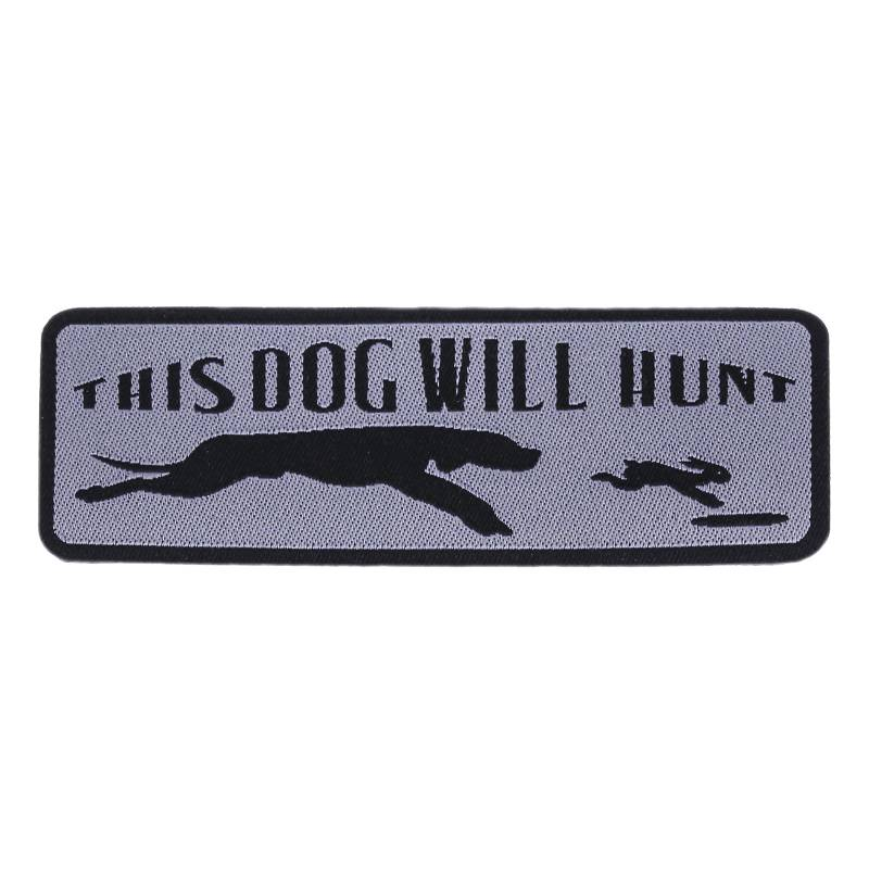 This Dog Will Hunt Patch - BettinardiGolf