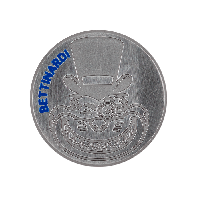 Gangster Fat Cat DASS Ball Marker