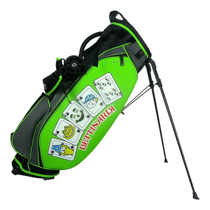 Royal Flush Tour Dept. Vessel Stand Bag